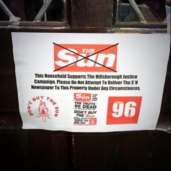 Sun 1914 special protest 3