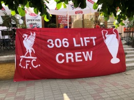 306 Lift crew