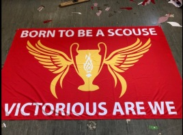 Born to be a scouse