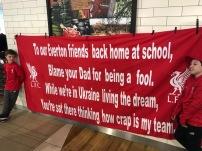 Everton friends at school