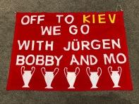 Off to Kiev we go