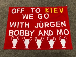 Off to Kiev we go