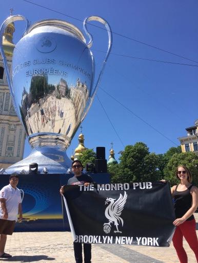 The Monro pub Brooklyn