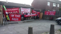 Up the reds