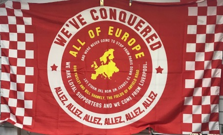 We've conquered all of Europe